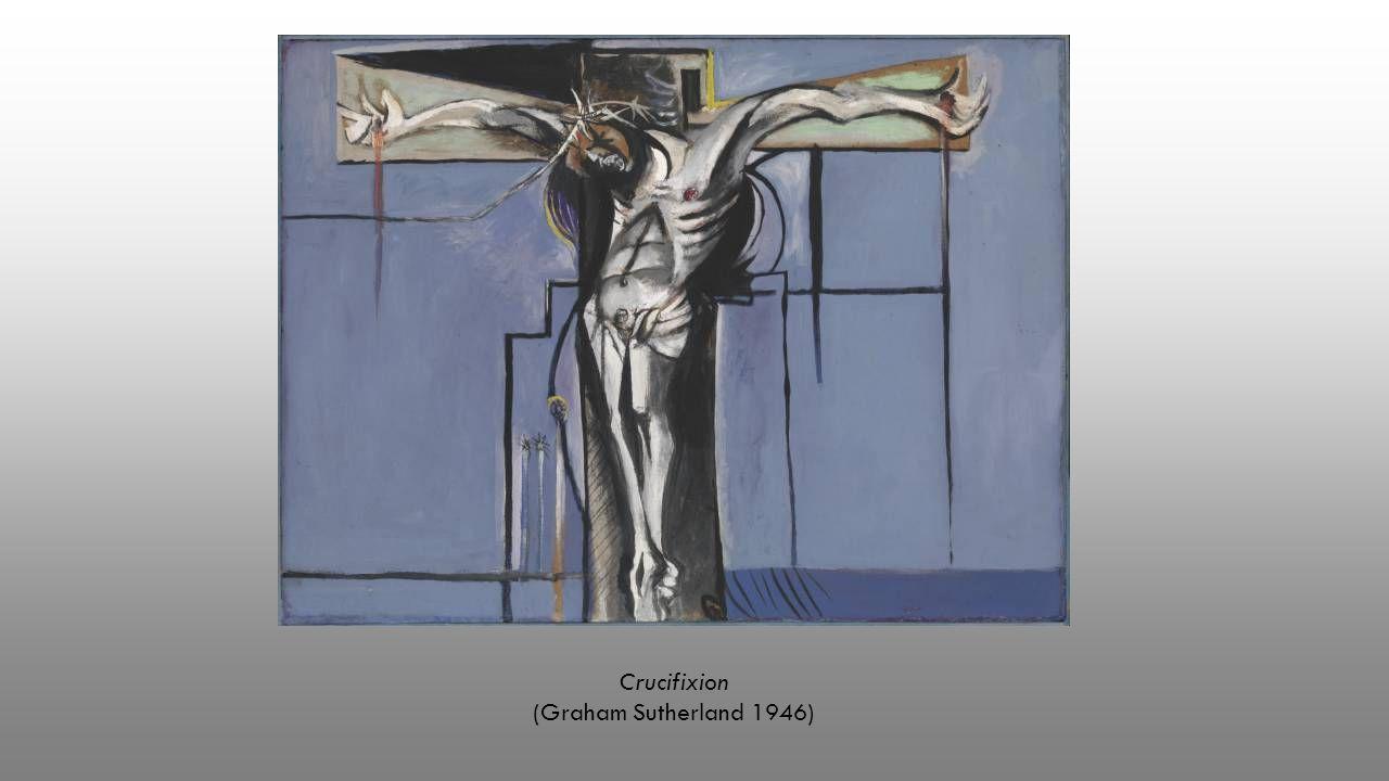 Crucifixion (Graham Sutherland 1946)
