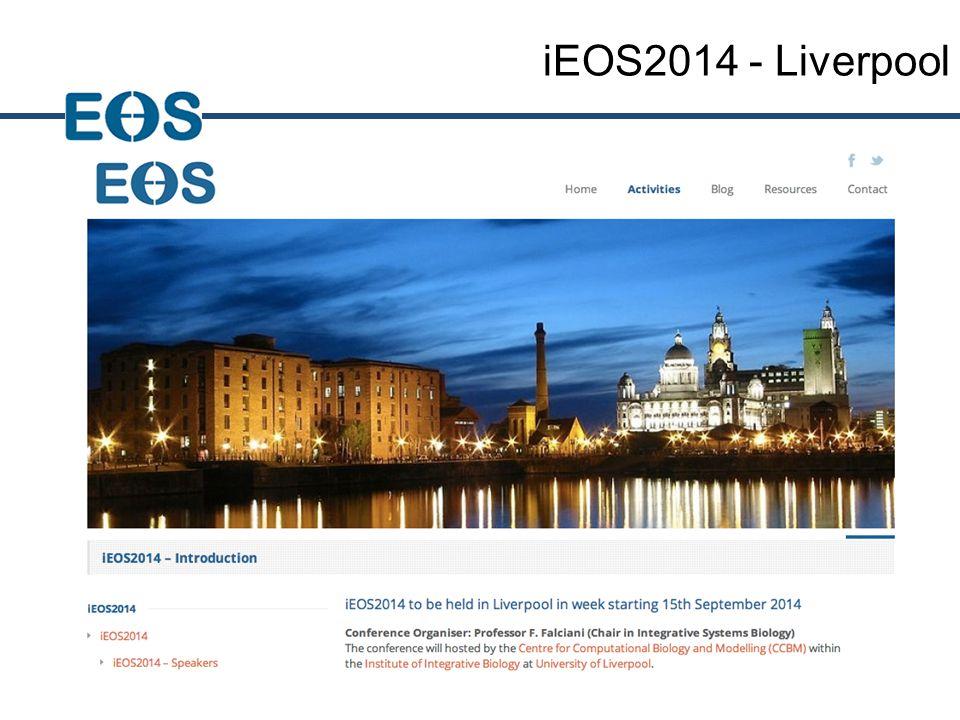 iEOS2014 - Liverpool