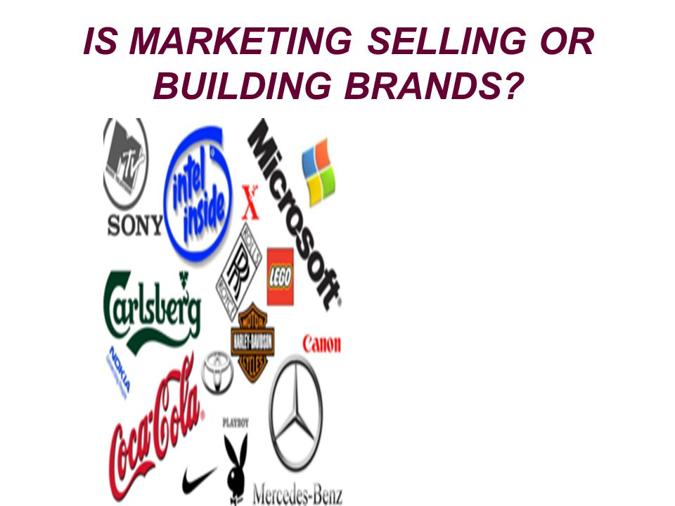 MARKETING:OVERVIEW