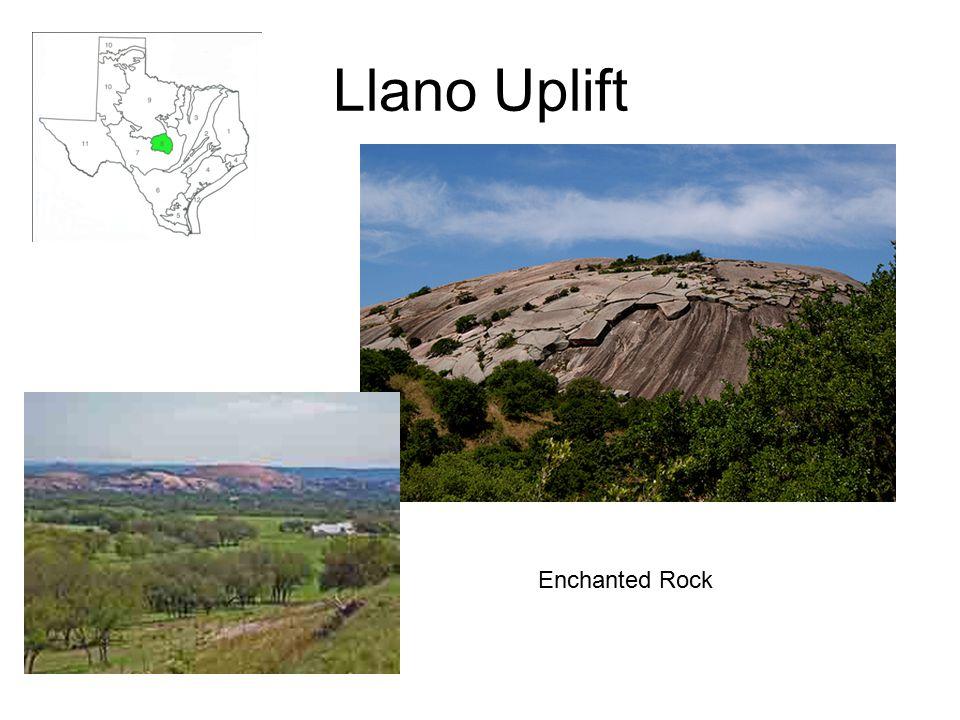 Llano Uplift Enchanted Rock