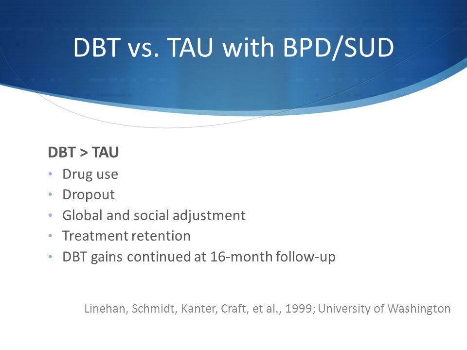 DBT vs.