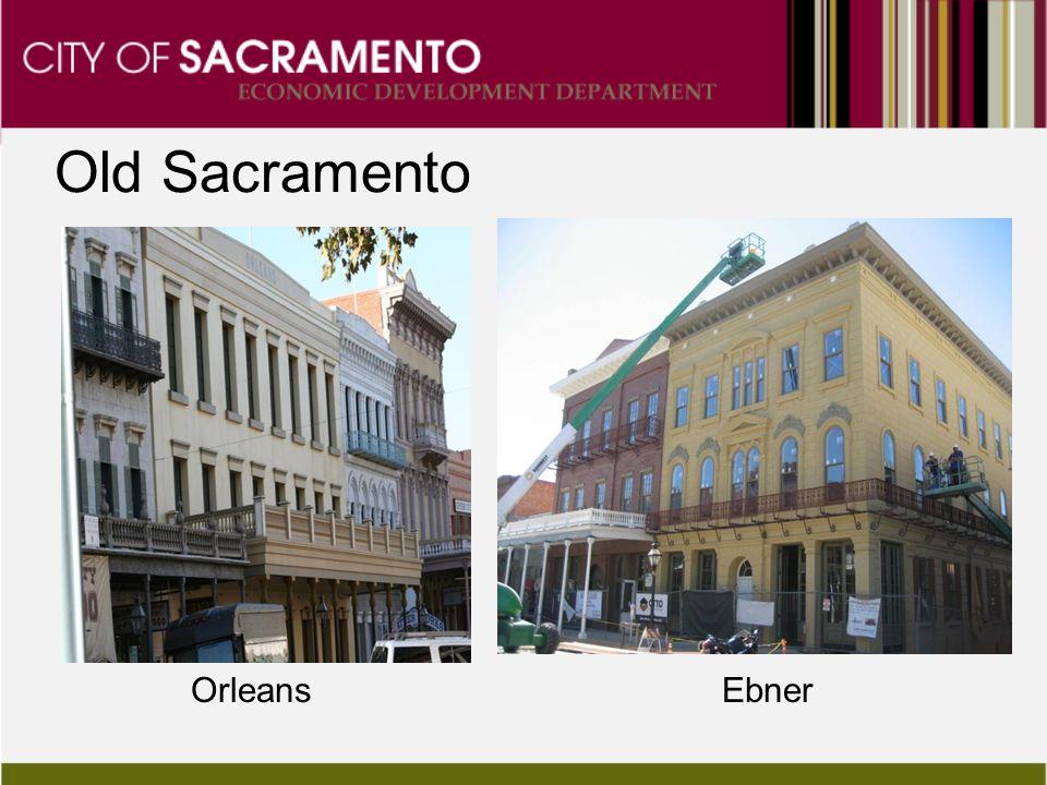Old Sacramento OrleansEbner