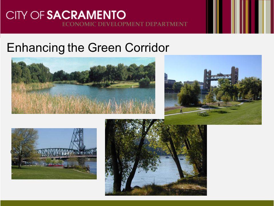 O Enhancing the Green Corridor