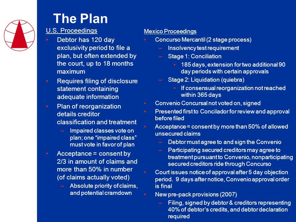 The Plan U.S.