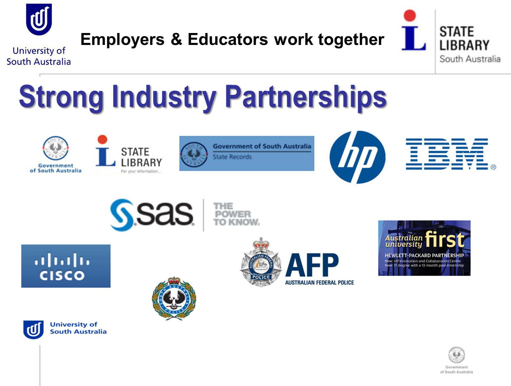 Employers & Educators work together