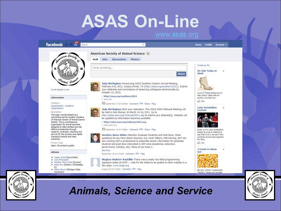 ASAS On-Line www.asas.org