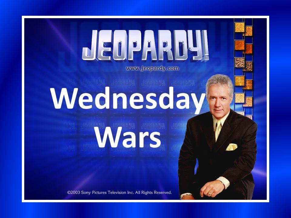Wednesday Wars
