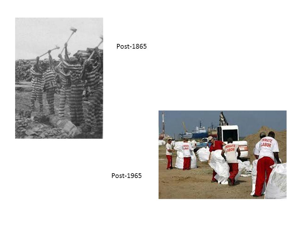 Post-1865 Post-1965