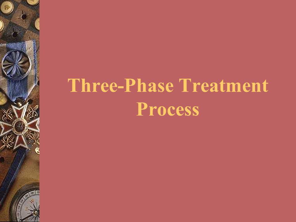 Three-Phase Treatment Process