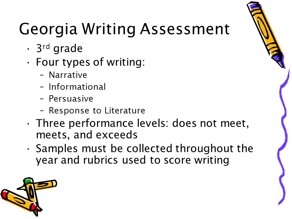 Rubric for Prewriting