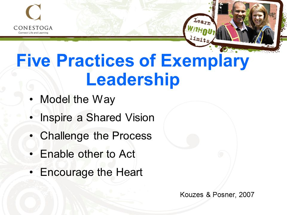 Sample Group Pre Leadership Workshop Mean Post Leadership Workshop Mean T Score DFP Total Sample (N=46) ' Model the Way ' ' Inspire a Shared Vision ' ' Challenge the Process ' ' Enable Others to Act ' ' Encourage the Heart ' 44.913 40.783 43.804 49.370 43.544 48.239 45.174 46.435 51.326 48.500 4.171 3.616 2.924 2.448 5.232 45.000.001.005.018.000 Emerging Nurse Leaders (N=23) ' Model the Way ' ' Inspire a Shared Vision ' ' Challenge the Process ' ' Enable Others to Act ' ' Encourage the Heart ' 42.652 37.609 41.304 47.826 42.261 47.522 44.217 45.174 50.174 48.087 4.764 4.576 3.284 1.935 3.893 22.000.003.066.001 Nurse Mentors (N=23) ' Model the Way ' ' Inspire a Shared Vision ' ' Challenge the Process ' ' Enable Others to Act ' ' Encourage the Heart ' 47.174 43.957 46.304 50.913 44.826 48.957 46.130 47.696 52.478 48.913 1.540 1.162 1.042 1.475 3.500 22.138.258.309.154.002
