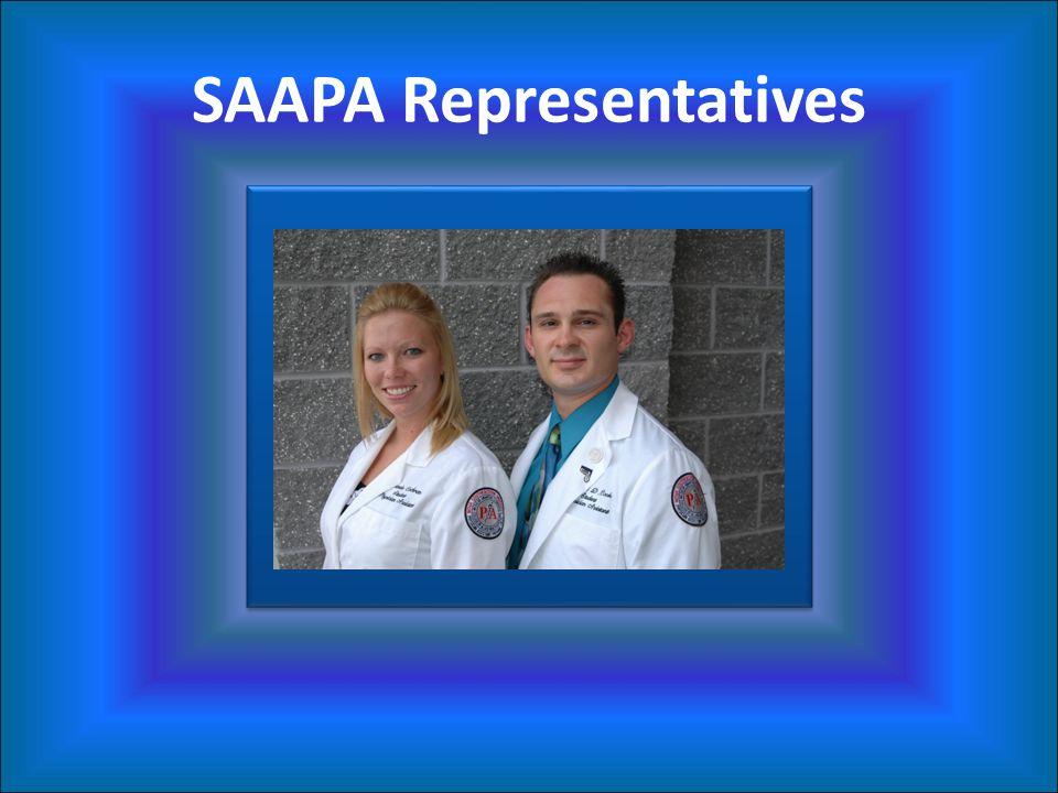 SAAPA Representatives
