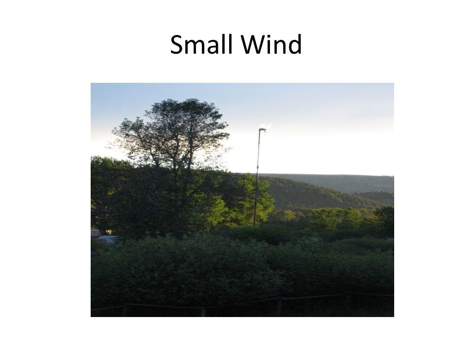 Small Wind