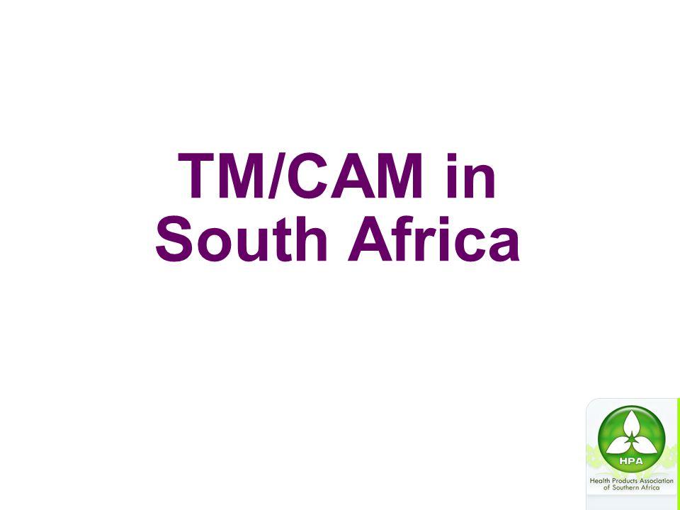 TM/CAM in South Africa
