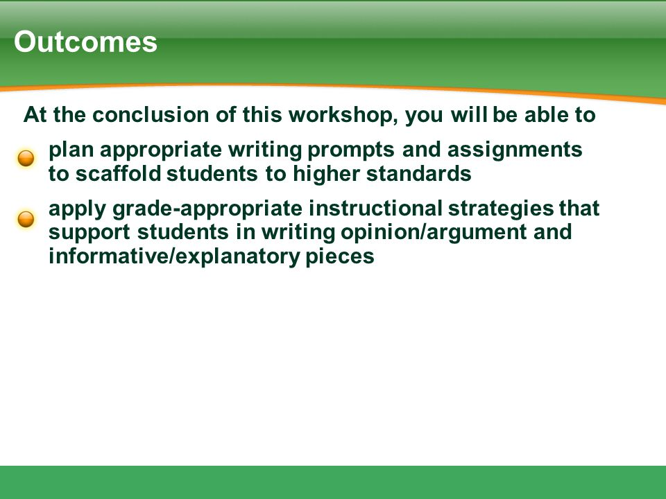 Integrating Grammar and Writing Instruction 4 Section Big Q4uestion How are the Grammar and Writing Standards related?