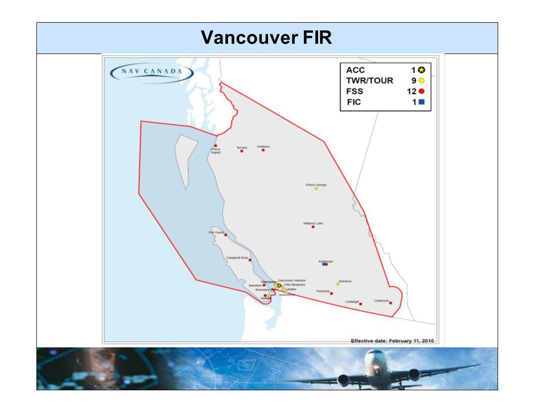 Vancouver FIR