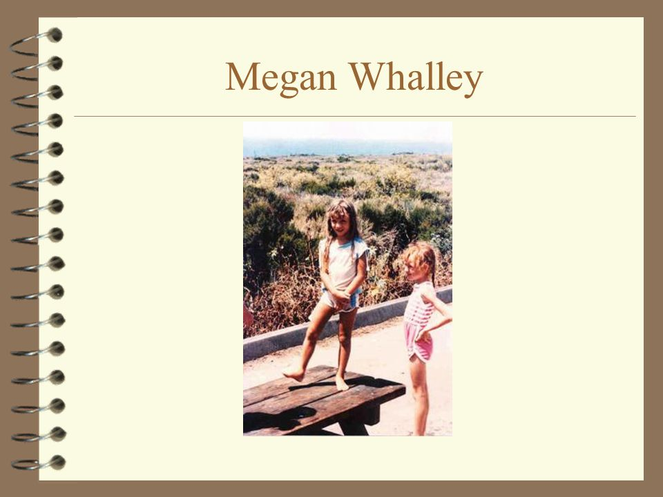 Megan Whalley