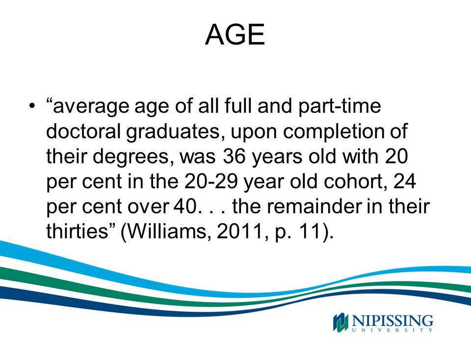Destination 2/3 (65%) of Ontario graduates pursued a Ph.D., to become university professors.