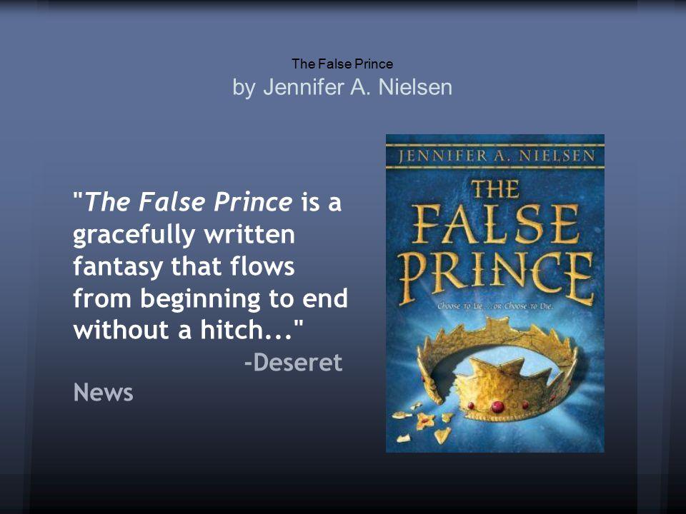 The False Prince by Jennifer A.