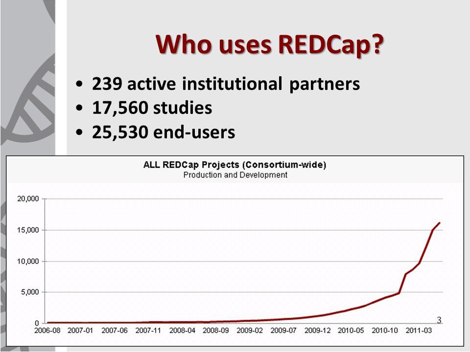 REDCap Consortium 4
