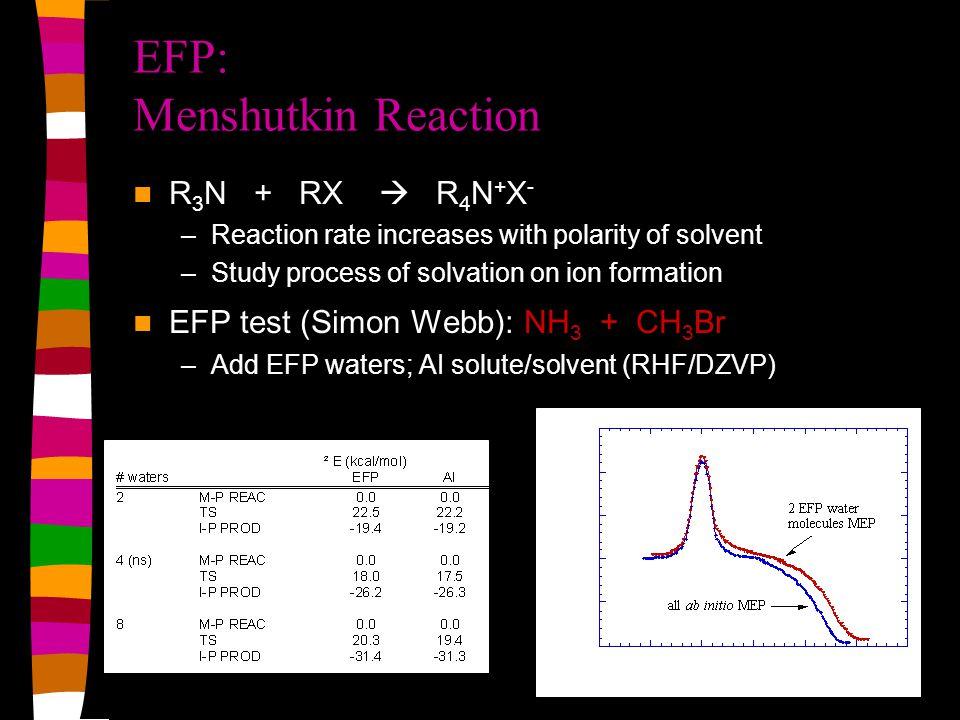 gHH(r): EFP1/HF, EFP1/DFT, SPC/E 62 waters EFP/DFT--NVE EFP/HF--NVT SPC/E--NVT Exp (ND) gHH(r) r (Angstroms)