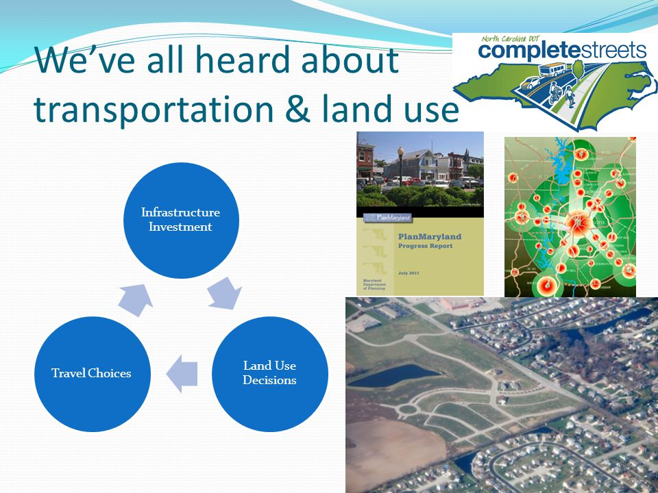 We now consider transportation options and land use impacts in most planning… Unfortunately, some of our most vulnerable travelers have been left behind by advances that have led to renewed emphasis on bicycle and pedestrian infrastructure, higher quality transit, and land use connections.