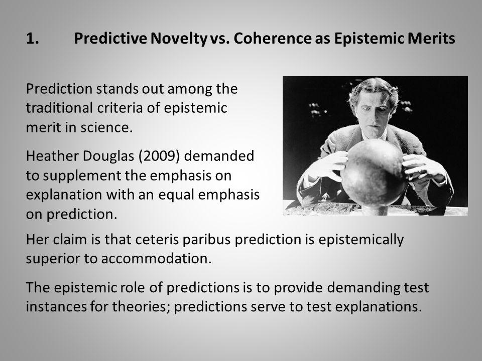 1.Predictive Novelty vs.