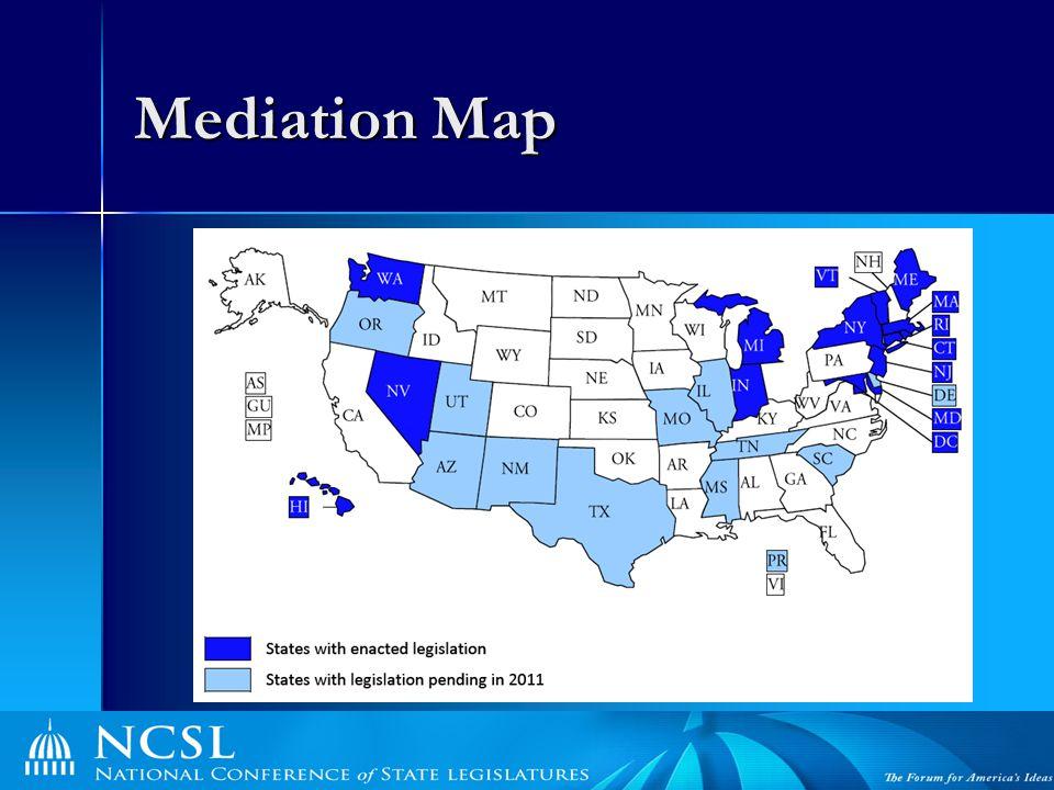 Mediation Map