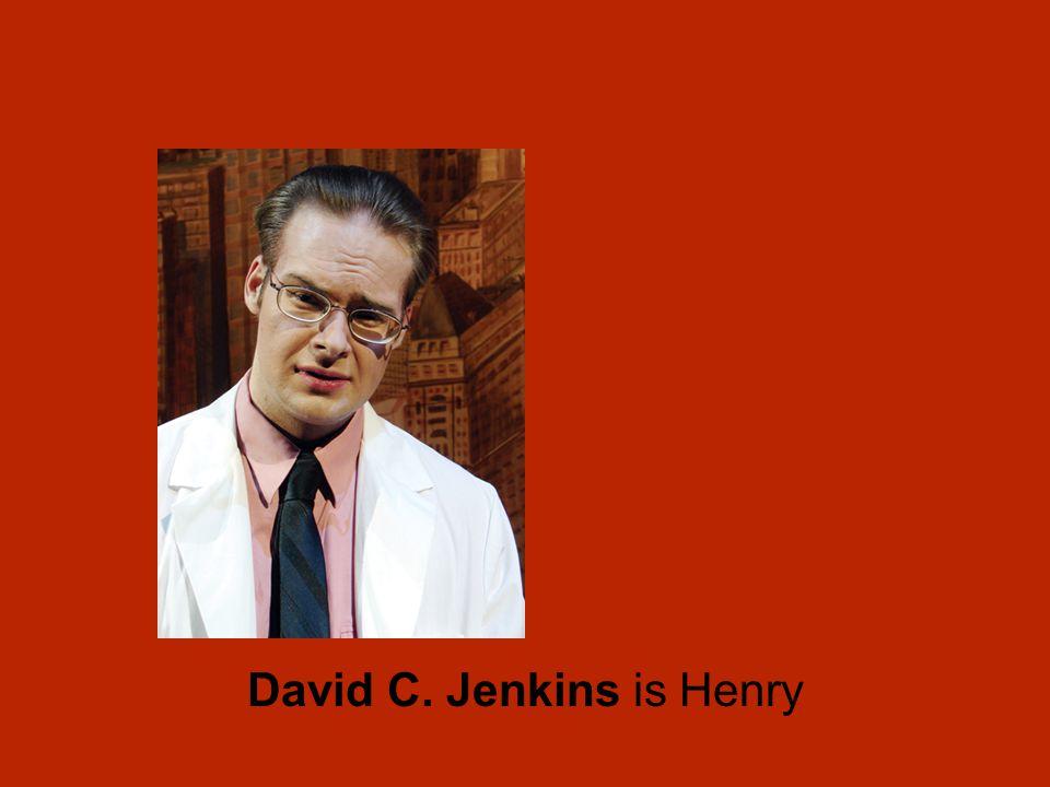David C. Jenkins is Henry