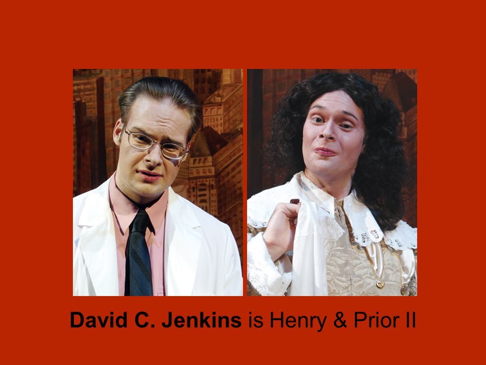 David C. Jenkins is Henry & Prior II