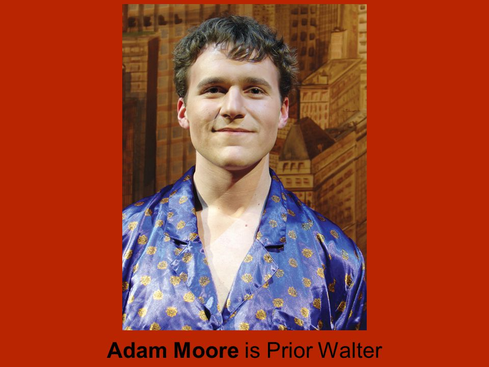 Adam Moore is Prior Walter