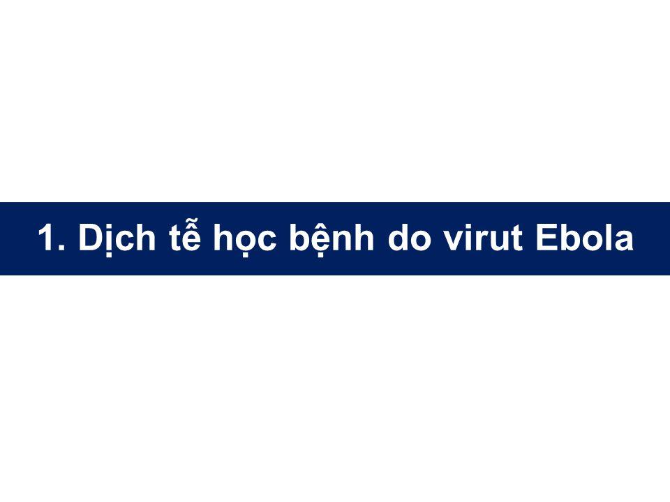 Nội dung trình bày 1.Dịch tễ học bệnh Ebola 2.Nhận định tình hình dịch 3.Hướng dẫn giám sát & phòng chống