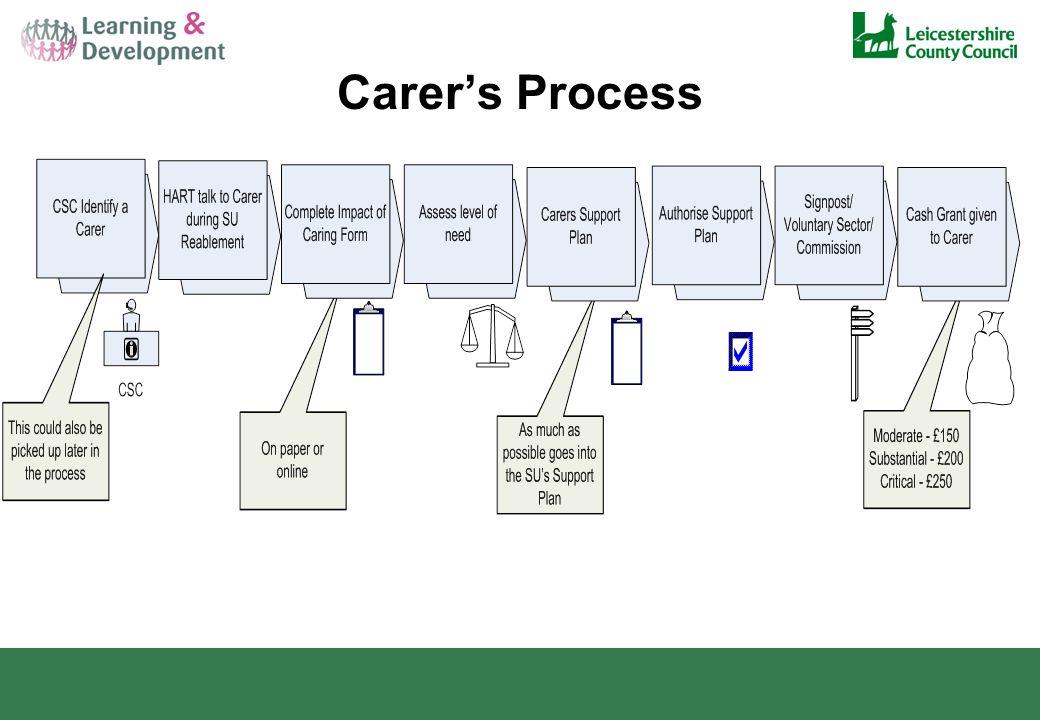 Carer's Process