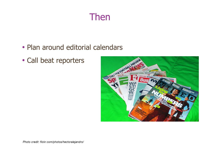 Now Plan in pencil Integrate online & offline communication Photo creditD Sharon Pruitt
