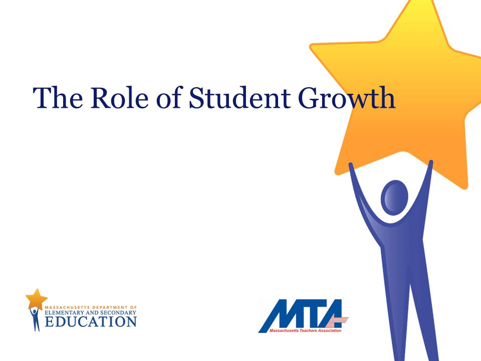 The Role of Student Growth