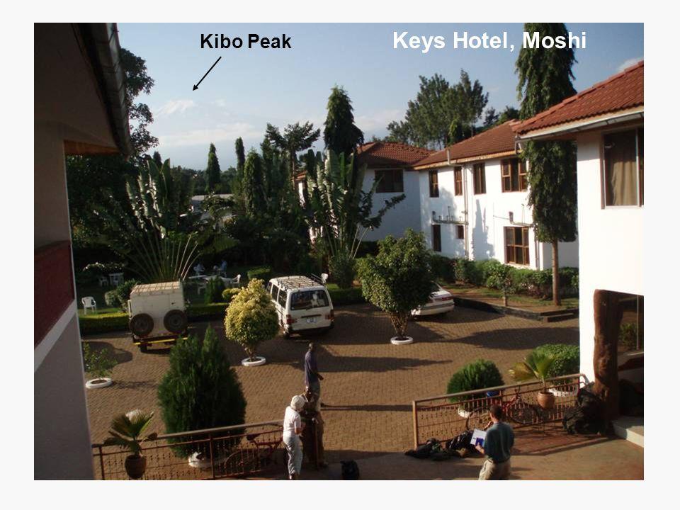Kibo Peak Keys Hotel, Moshi