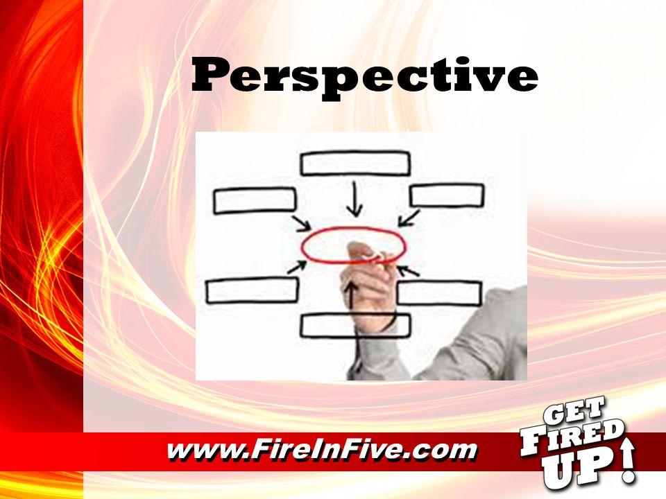 Perspective www.FireInFive.com