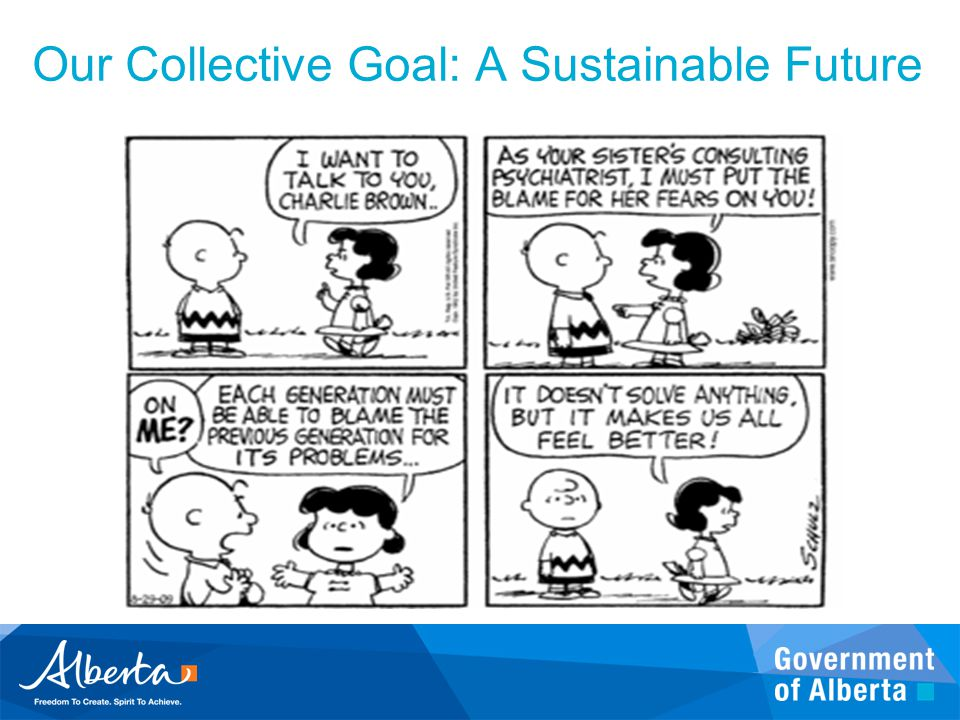 Our Collective Goal: A Sustainable Future
