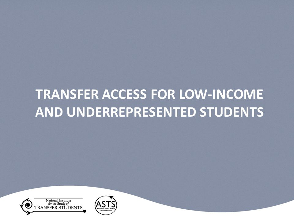 Ensuring that all admission staff have an understanding of the transfer process.