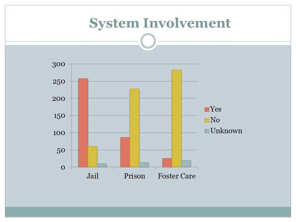 System Involvement
