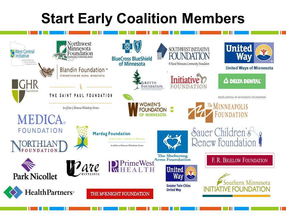 Start Early Coalition Members