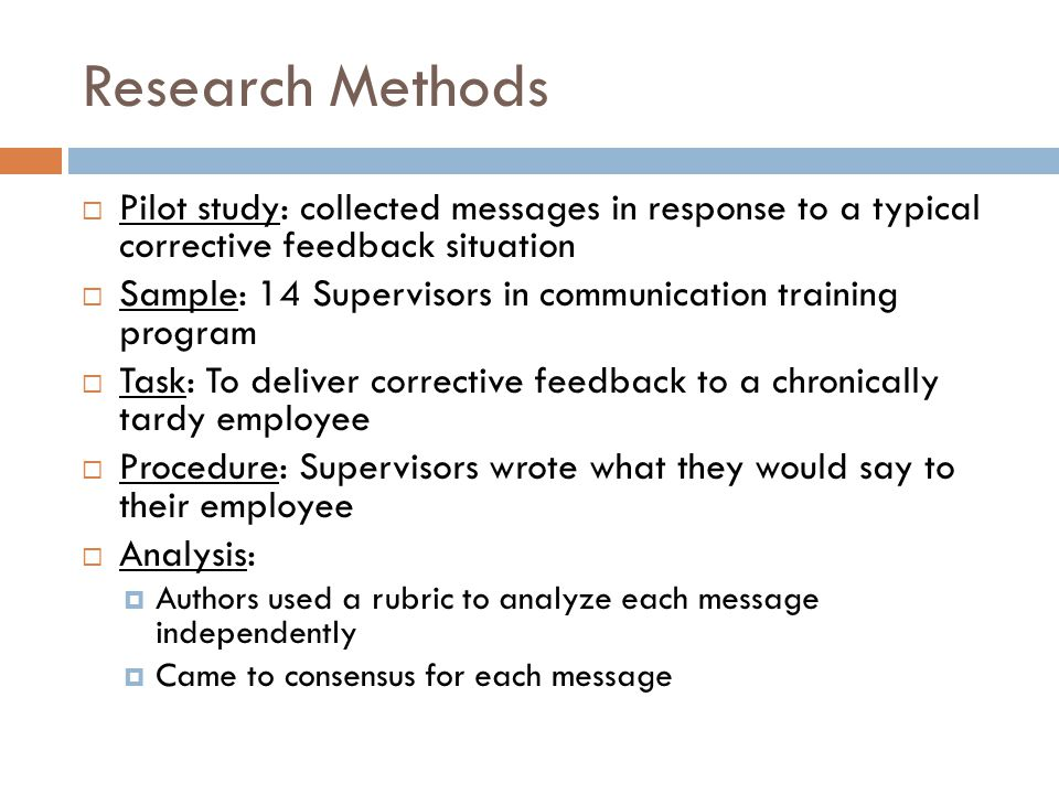 Results: Distribution of Message Types  21% of the sample composed Rhetorical messages  64% composed Conventional messages  14% composed Expressive messages