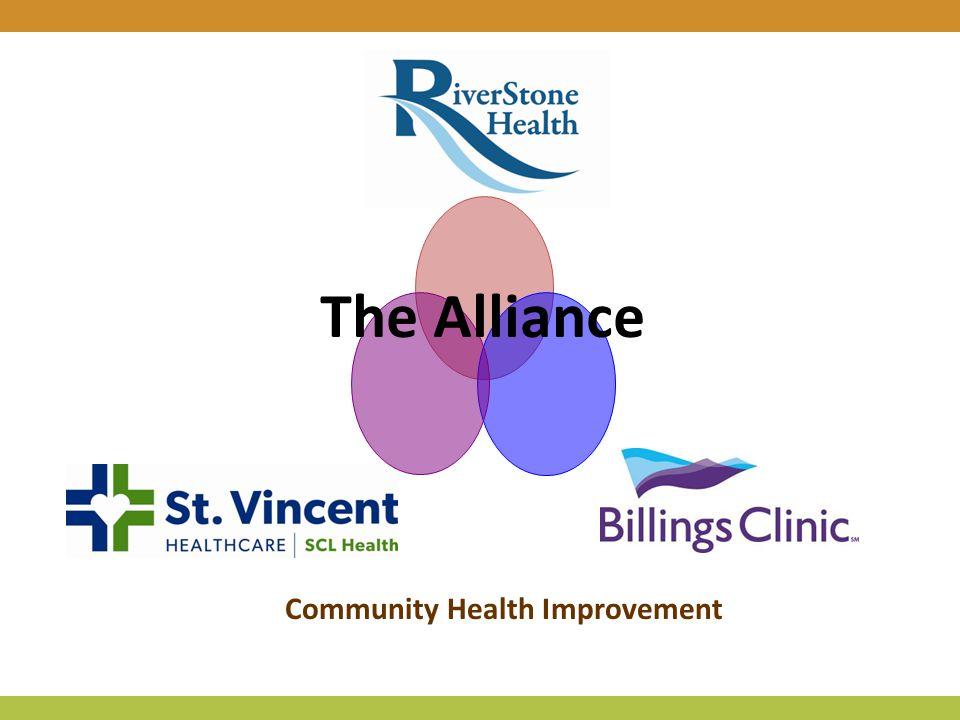 Community Health Improvement The Alliance