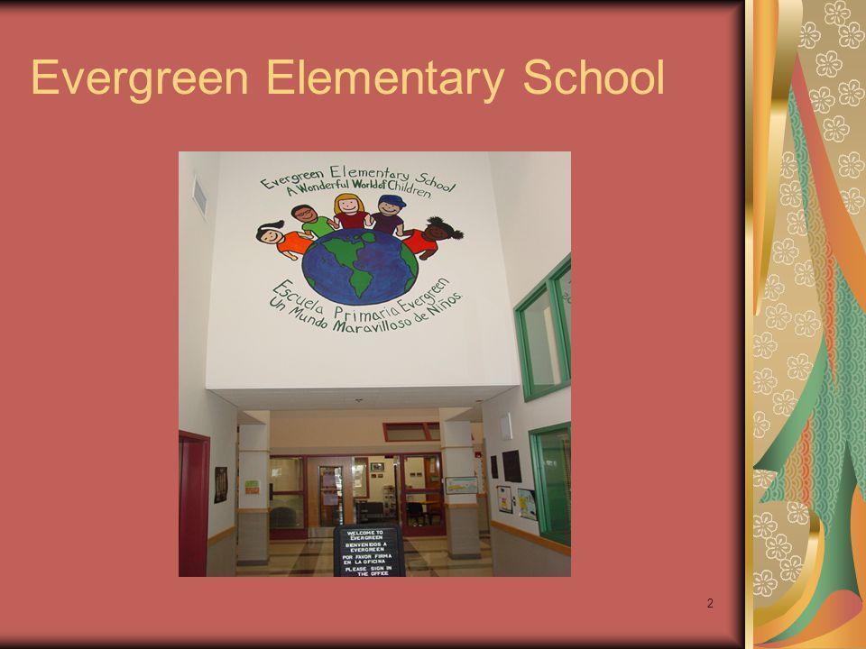 Evergreen Elementary School 2