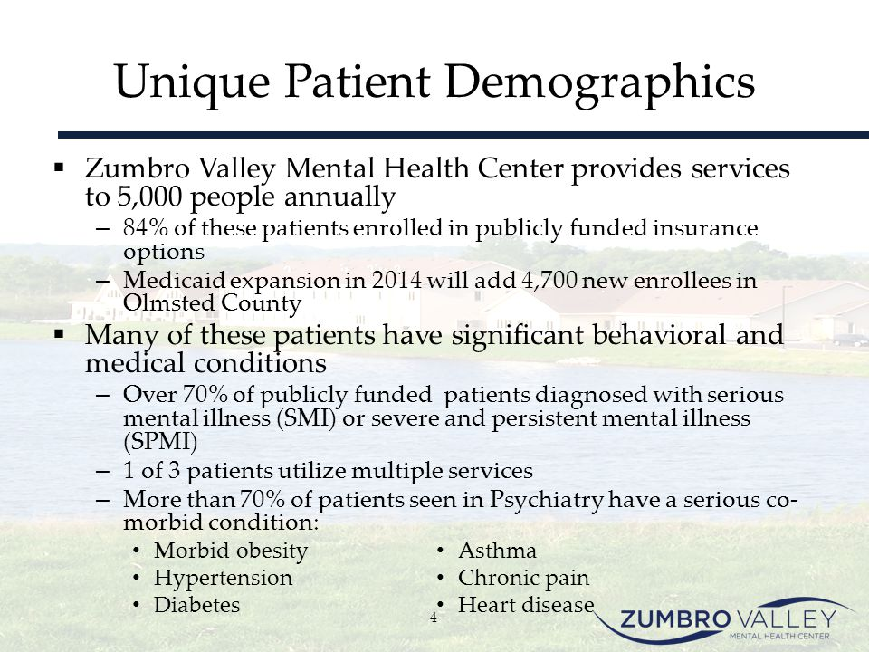Steps Toward Integration - Payment Zumbro Valley utilized variety of sources to pay for clinic – Obtained funding from Minnesota State Legislature to pilot integrated care model – Applied for and received multiple grants from local, state and national sources to help offset operational expenses – Explored opportunities to obtain FQBHC, health home and behavioral health home status for higher reimbursement of services – Received equipment donations from community sources such as Mayo Clinic 35