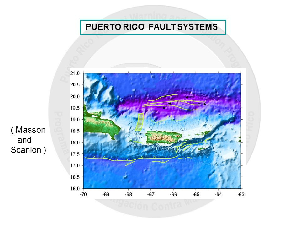 || ( Masson and Scanlon ) PUERTO RICO FAULT SYSTEMS