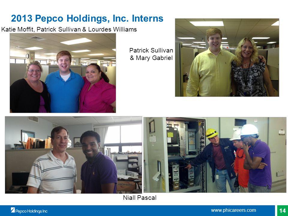 14 2013 Pepco Holdings, Inc.