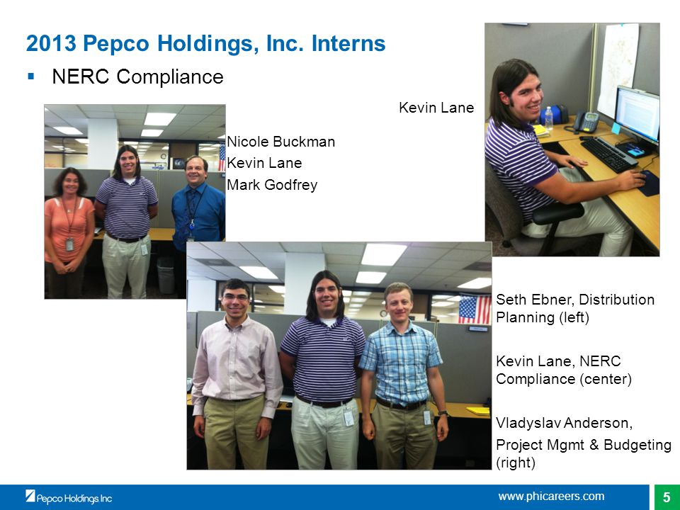 5 2013 Pepco Holdings, Inc.