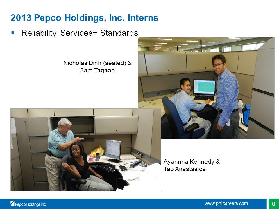 6 2013 Pepco Holdings, Inc.