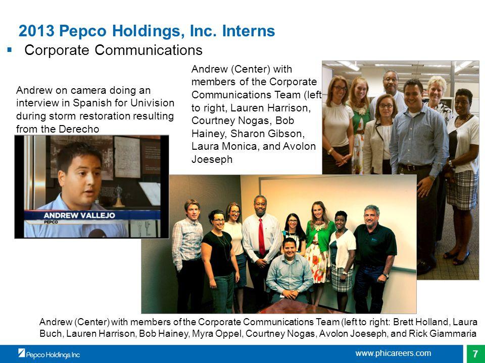 7 2013 Pepco Holdings, Inc.